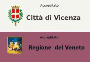 accreditamento comune vicenza e regione veneto
